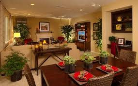 Living Room Dining Room Furniture Arrangement Design