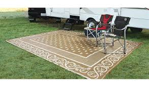 outdoor rv rugs elegant guide gear 9 12 reversible patio rv mat outdoor rugs