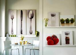 Inexpensive Wall Decorating Ideas Enormous Appealing Kitchen Collect This 10