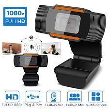 Web kamerası 1080P HD Bilgisayar Kamerası Dizüstü