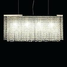 rectangular pendant lighting rectangular raindrop crystal pendant lighting without double f rectangular drum pendant lighting