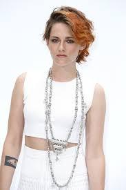 Kristen Stewart Zmenila účes Nové Vlasy Nový Chlap