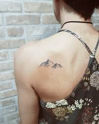 125 Best Mountain Tattoos Lets Climb High Wild Tattoo Art