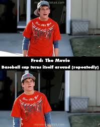 Fred The Movie Quotes Inspiration Fred The Movie 48 Movie Mistake Picture ID 48