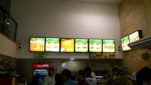 subway menu board. Simple Subway Subway Balco E Menu Board Throughout Subway Menu Board D