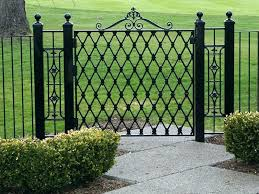 wrought iron fence gate. Modren Gate Metal Fence Gate Canada Wrought Iron Designs Hardware Inside Wrought Iron Fence Gate E