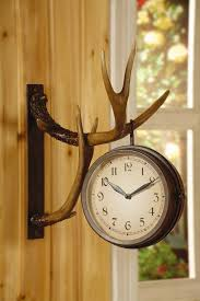 hunter clock man cave ideas