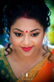 Bridal Kumkum Bindi Designs Bengal Bridal Bride Bengali Wedding India Bengali