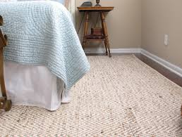 pottery barn heathered chenille jute rug