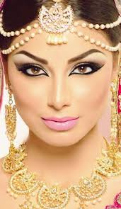 arabic bridal makeup tutorial arabic bridal makeup tutorial with steps pictures beststylo