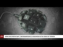 Resultado de imagen de La información es un arma en la guerra contra el Terrorismo