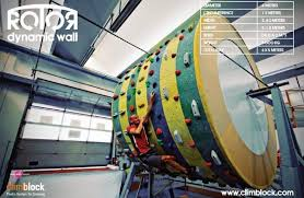 thoughts on perpetual climbing wall build