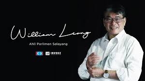Image result for MP William Leong