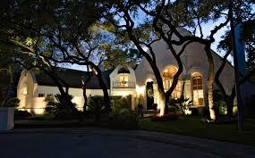 san antonio beautiful outdoor lighting