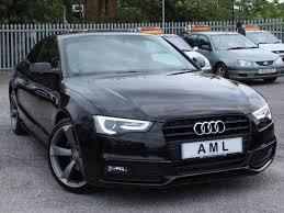 black audi a5 2013. slide show audi a5 18 tfsi 170 s line black edition coupe 2013 audi