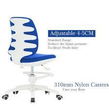 Raeford Home Children Ergonomic Padded Office Chair Ergonomic Study Chair37