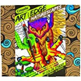 Nickelodeon '90s, published by crayola a hallmark company. Amazon Com Crayola Art With Edge Coloring Pages Nickelodeon Toy Toys Games