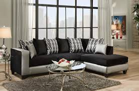 Contemporary sectional sofas Furniture 4124 Contemporary Sectional Sofa With Chaise End And Loose Pillow Back By Delta Furniture Manufacturing Flexiflowco Delta Furniture Manufacturing 4124 Contemporary Sectional Sofa With