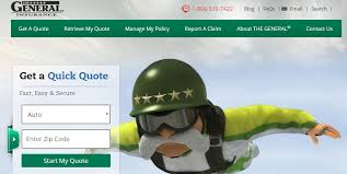The General Online Quote Adorable PgacCom Login To Mypolicy And Bill Payment Guide Pictures