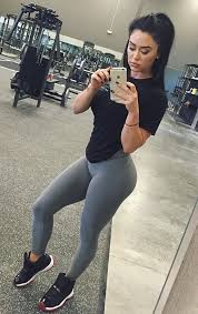 Big asses mams yoga pant