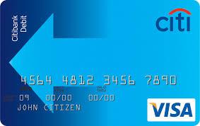 citi credit card customer service