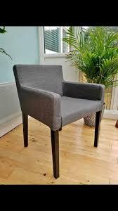3 x ikea nils chairs