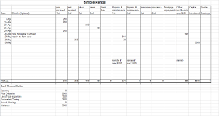 Excel Accounting Templates Free 1 Bookkeeping Spreadsheet Template