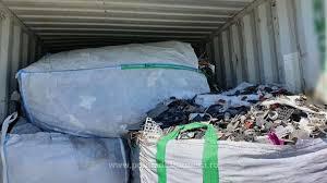 FOTO. Alte 15 containere cu deșeuri din Germania au fost descoperite în Portul Constanța - Stirileprotv.ro
