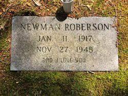 "Newman ""Numa"" Roberson (1917-1948) - Find A Grave Memorial"