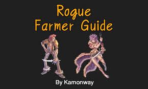 Rogue Farmer Guide Stat Skill Equipment Ragnarok Guide