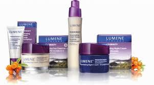 Výsledek obrázku pro kosmetika lumene