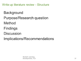 Literature Review Examples   Free   Premium Templates Systematic Review