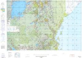 Download Sectional Charts Onc M 5 Available Operational Navigation Chart For Kenya Somalia Tanzania Uganda Available Additional Charts Available Within Five Working