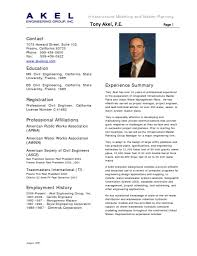 Fresher Civil Engineer Resume Sample Experience Resumes