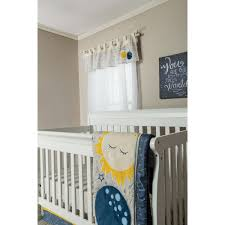 trend lab llc introduces galaxy a soft outer space themed nursery