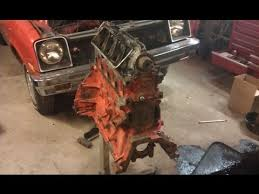 chevette motor tear down and rebuild part 1 chevette motor tear down and rebuild part 1