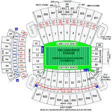 South Carolina Football Seating Chart South Carolina Gamecocks 2013 Football Schedule