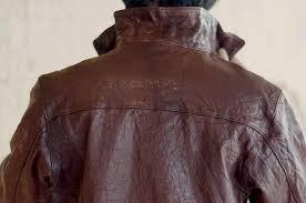 indian motorcycle jacket indian motorcycle goat leather wash processing