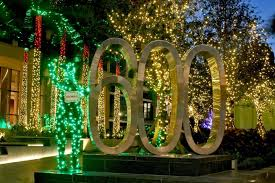 Miami Christmas Lights Tour 14 Places To See Christmas Lights In Miami And Broward Mapped
