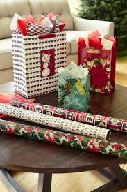 holiday gift wrap from hallmark