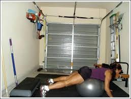 garage gym ideas small space diy