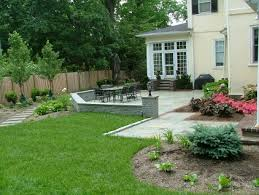 square patio designs. Plain Square After From The Back Intended Square Patio Designs
