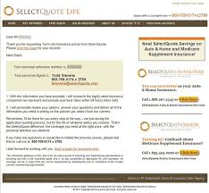 Select Quote Life Insurance Classy Select Quote Term Life Insurance Endearing Select Quote Life