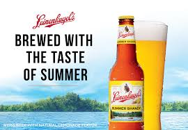brewed with the taste of summer
