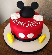 Mickey Mouse 1st Bday Cake Unique Mickey Mouse 1st Birthday Cake
