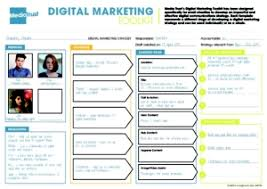 04 Digital Marketing Strategy Template Example Media Trust