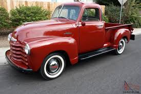 Chevrolet Pickup-5 Window-1949-1950-1951-1952-1954-1955
