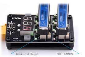 <b>Зарядное устройство BETAFPV</b> 1S Charger Board с адаптером ...