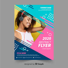 Advertising Flyers Samples Templates Vectors 485 000 Free Files In Ai Eps Format