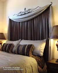 DIY Curtain Headboards  Easy Dcor Styles | Decozilla